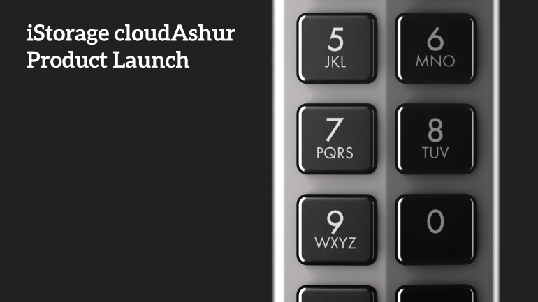 iStorage cloudAshur Product Launch